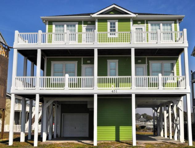 451 E Seventh Street SW, Ocean Isle Beach, NC 28469 (MLS #100106407) :: The Oceanaire Realty
