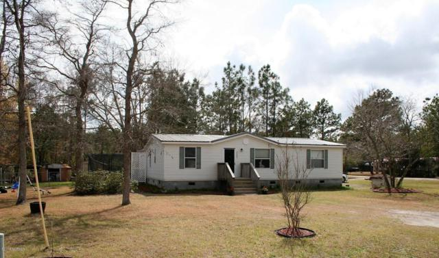 2699 Sanders Forest Drive NW, Shallotte, NC 28470 (MLS #100106433) :: Coldwell Banker Sea Coast Advantage