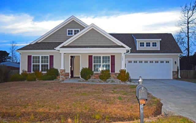 207 Gelynda Court, Holly Ridge, NC 28445 (MLS #100106553) :: The Oceanaire Realty