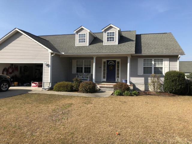 108 Madison Bay Drive, Beaufort, NC 28516 (MLS #100106566) :: Century 21 Sweyer & Associates