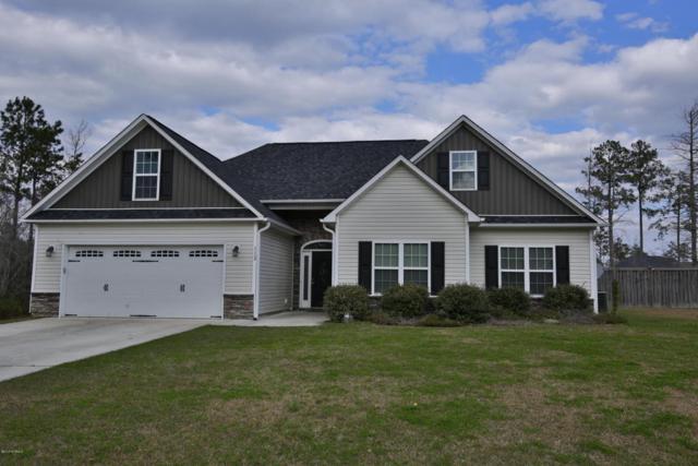 112 Peytons Ridge Drive, Hubert, NC 28539 (MLS #100106602) :: Harrison Dorn Realty