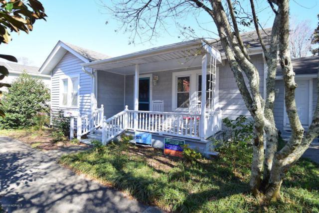 212 Pollock Street, Beaufort, NC 28516 (MLS #100106610) :: Century 21 Sweyer & Associates