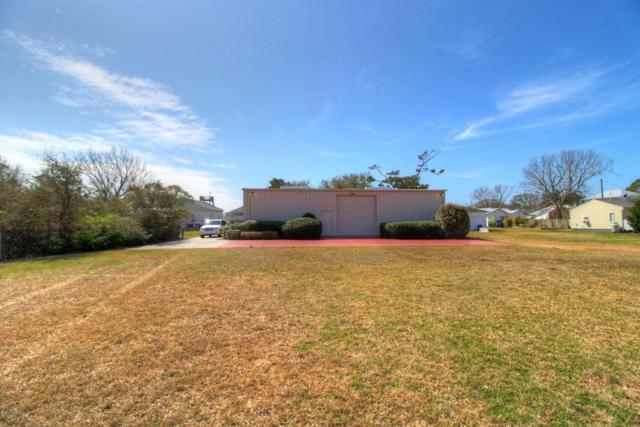 1509 Ann Street, Beaufort, NC 28516 (MLS #100106664) :: Century 21 Sweyer & Associates