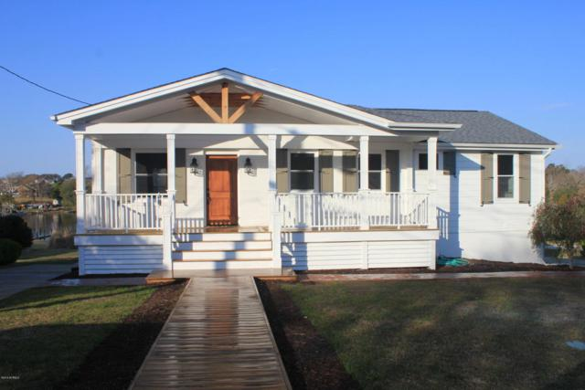 601 W Shore Drive, Swansboro, NC 28584 (MLS #100106699) :: RE/MAX Elite Realty Group
