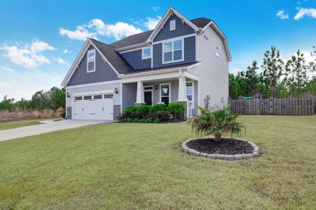 301 Belvedere Drive, Holly Ridge, NC 28445 (MLS #100106850) :: Harrison Dorn Realty