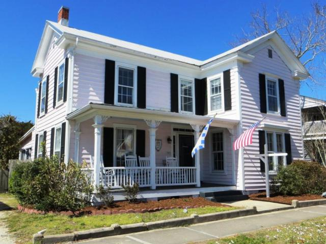303 Turner Street, Beaufort, NC 28516 (MLS #100106859) :: Coldwell Banker Sea Coast Advantage