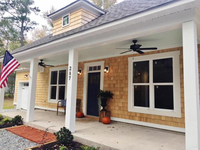 1221 Audubon Boulevard, Wilmington, NC 28403 (MLS #100106937) :: Resort Brokerage