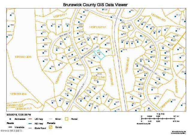 485 Switch Grass Court SE, Bolivia, NC 28422 (MLS #100106972) :: Resort Brokerage
