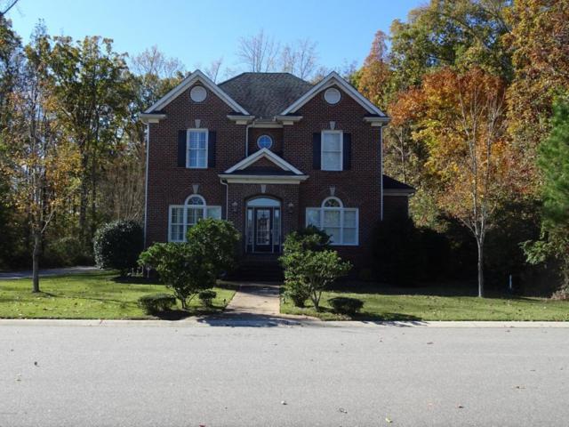 133 Ladybank, Rocky Mount, NC 27804 (MLS #100106976) :: Resort Brokerage