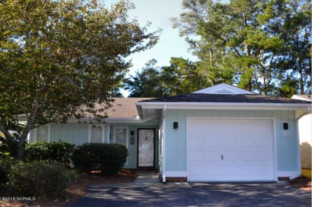 115 Mcginnis Drive, Pine Knoll Shores, NC 28512 (MLS #100107005) :: David Cummings Real Estate Team