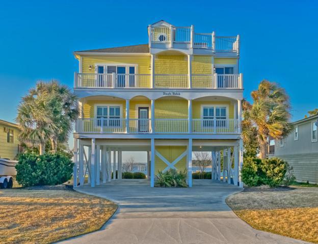 5418 W Dolphin Drive, Oak Island, NC 28465 (MLS #100107210) :: RE/MAX Essential