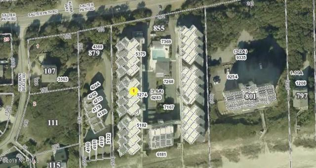 855 Salter Path Road #207, Indian Beach, NC 28512 (MLS #100107310) :: The Oceanaire Realty