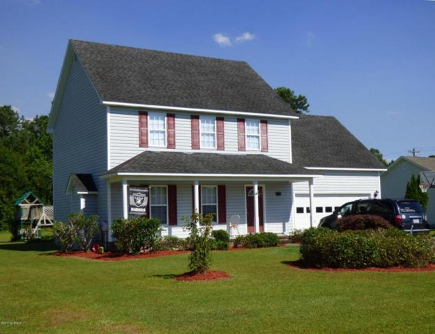 114 Steep Hill Drive, Swansboro, NC 28584 (MLS #100107338) :: The Oceanaire Realty
