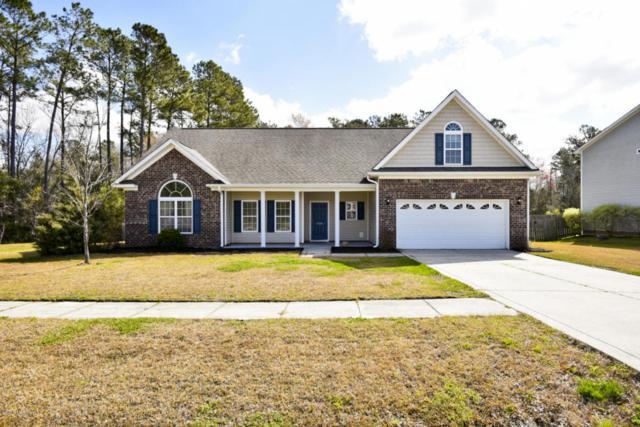 206 Silver Hills Drive, Jacksonville, NC 28546 (MLS #100107373) :: Harrison Dorn Realty