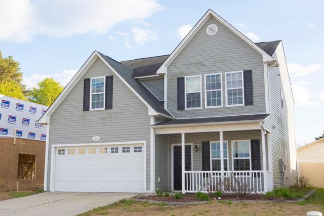 1001 Jade Lane, Winterville, NC 28590 (MLS #100107382) :: Harrison Dorn Realty