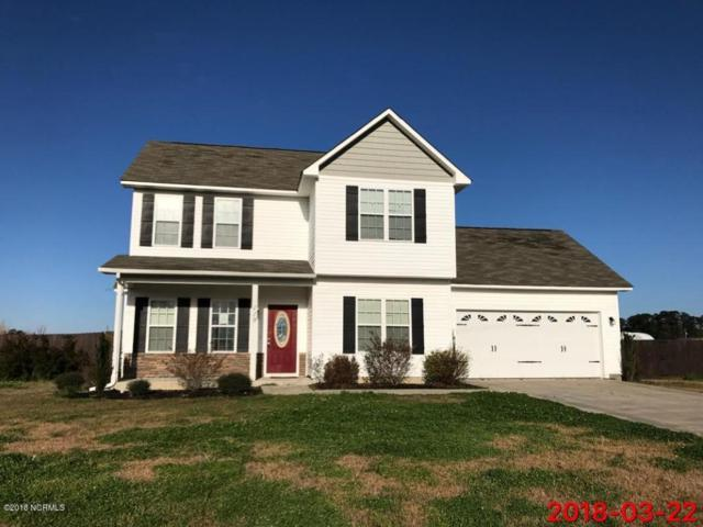 119 Buckhaven Drive, Richlands, NC 28574 (MLS #100107387) :: Harrison Dorn Realty