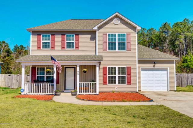 106 Blossom Court, Maple Hill, NC 28454 (MLS #100107388) :: Harrison Dorn Realty