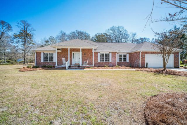 127 Woodridge Drive, Morehead City, NC 28557 (MLS #100107584) :: RE/MAX Essential