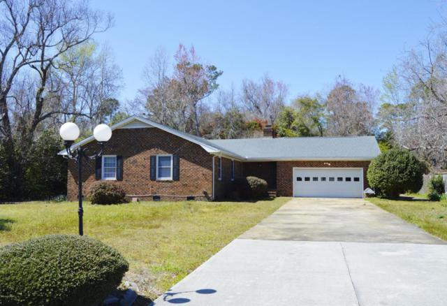 160 Stonewall Jackson Drive, Wilmington, NC 28412 (MLS #100107759) :: The Keith Beatty Team