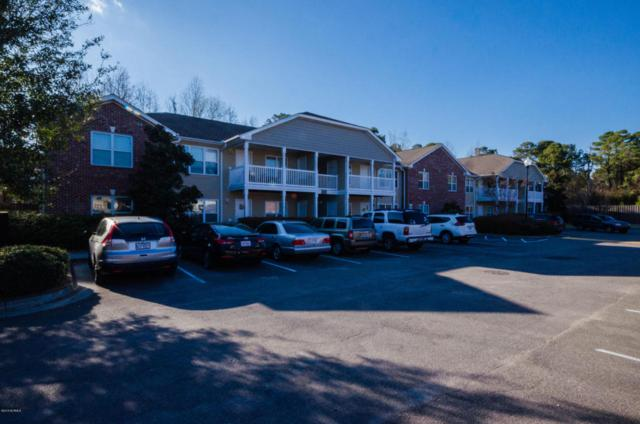 4416 Jay Bird Circle #203, Wilmington, NC 28412 (MLS #100107823) :: Courtney Carter Homes