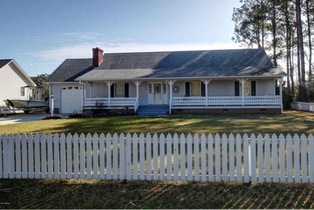 209 Straits Drive, Beaufort, NC 28516 (MLS #100108057) :: RE/MAX Essential