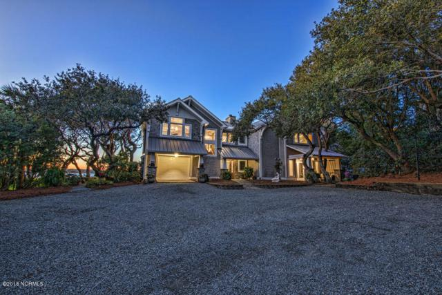 430 N Anderson Boulevard, Topsail Beach, NC 28445 (MLS #100108094) :: Berkshire Hathaway HomeServices Prime Properties