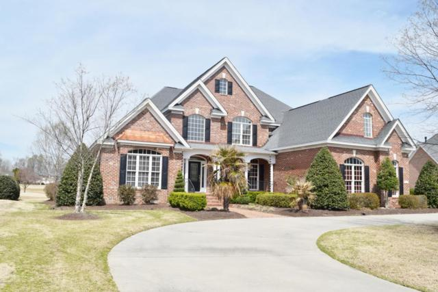 604 Golf View Drive, Greenville, NC 27834 (MLS #100108157) :: Berkshire Hathaway HomeServices Prime Properties
