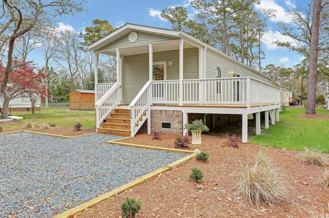 224 NE 76th Street, Oak Island, NC 28465 (MLS #100108184) :: Courtney Carter Homes