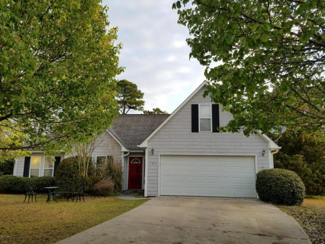 105 Spanish Moss Court, Hampstead, NC 28443 (MLS #100108247) :: Harrison Dorn Realty