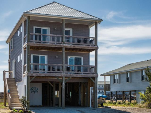 1513 S Anderson Boulevard, Topsail Beach, NC 28445 (MLS #100108267) :: RE/MAX Essential