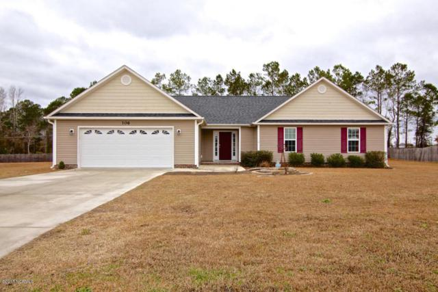 106 Blue Haven Drive, Hubert, NC 28539 (MLS #100108277) :: RE/MAX Essential