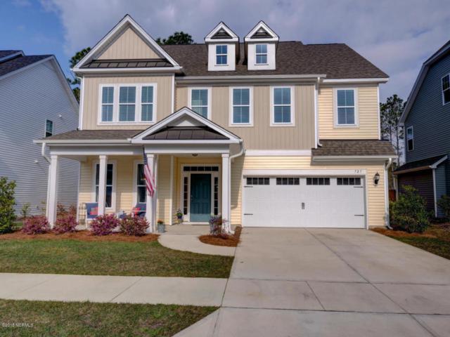 727 Antler Drive, Wilmington, NC 28409 (MLS #100108279) :: Harrison Dorn Realty
