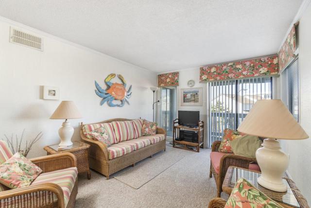 301 Commerce Way Road #251, Atlantic Beach, NC 28512 (MLS #100108321) :: David Cummings Real Estate Team