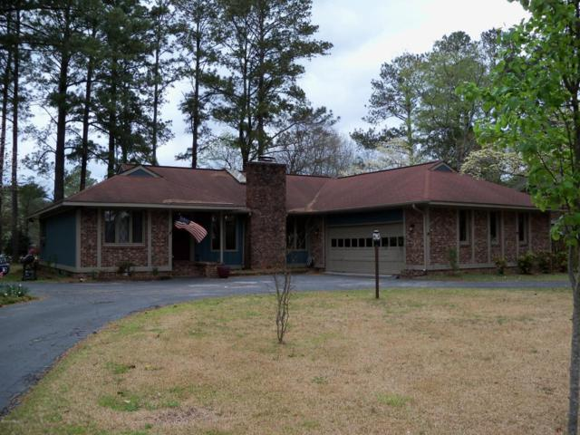 105 Plantation Drive, New Bern, NC 28562 (MLS #100108373) :: Harrison Dorn Realty