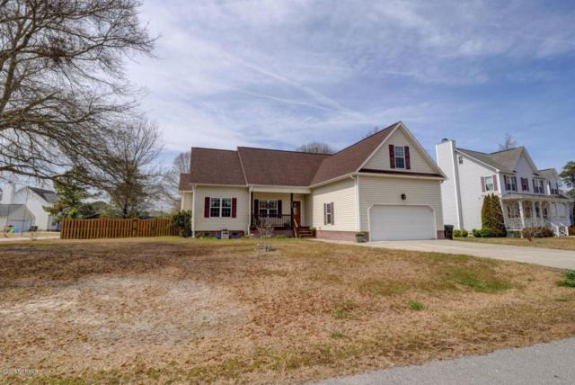 1001 Meridian Drive, Sneads Ferry, NC 28460 (MLS #100108385) :: The Oceanaire Realty