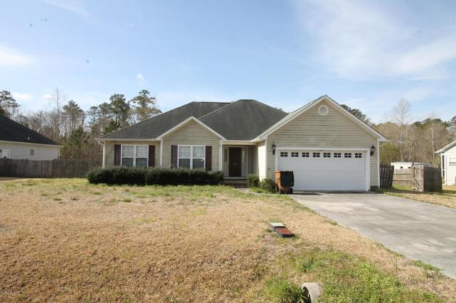 508 Pebble Spruce Court, Jacksonville, NC 28546 (MLS #100108402) :: The Keith Beatty Team