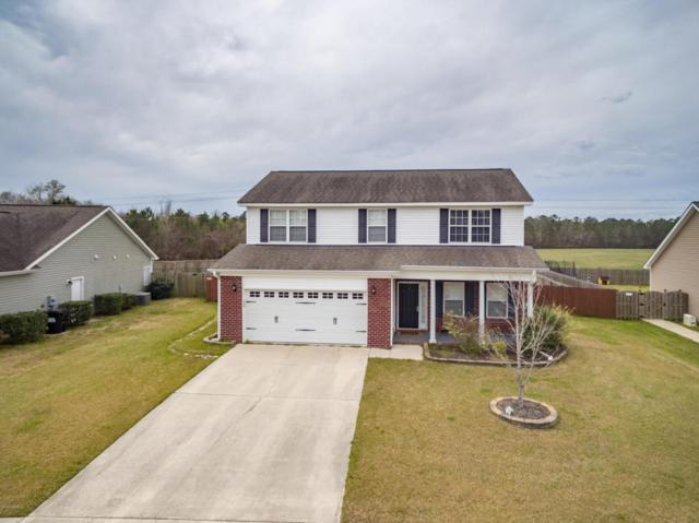 205 Silver Hills Drive, Jacksonville, NC 28546 (MLS #100108410) :: The Oceanaire Realty