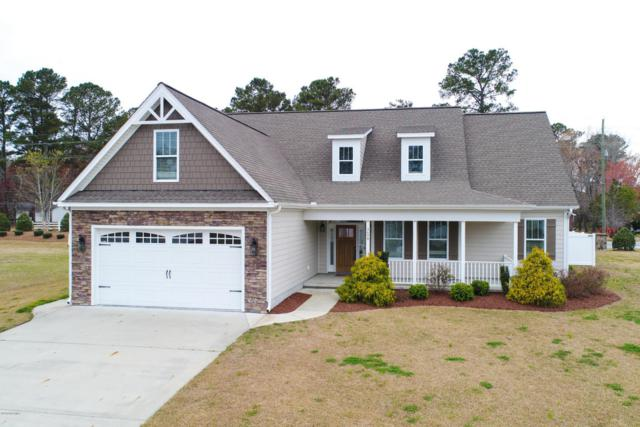 3604 Colony Woods Drive, Greenville, NC 27834 (MLS #100108568) :: The Keith Beatty Team