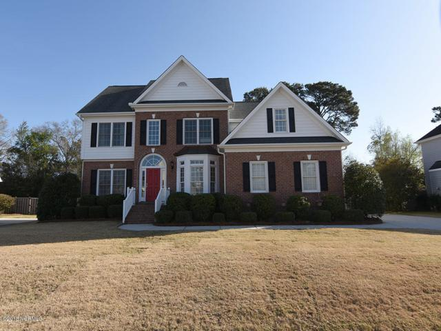 822 Wine Cellar Circle, Wilmington, NC 28411 (MLS #100108702) :: The Oceanaire Realty