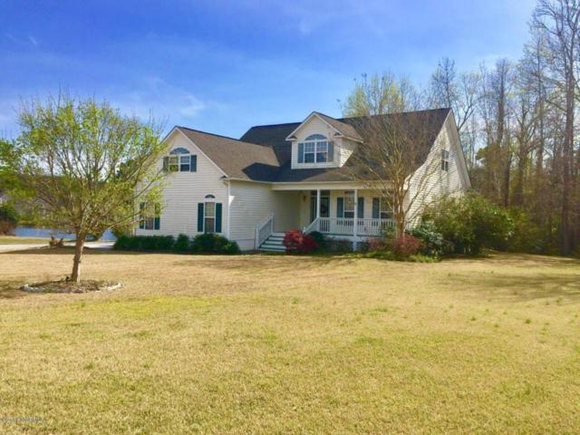 308 Duck Haven, Swansboro, NC 28584 (MLS #100108745) :: Century 21 Sweyer & Associates