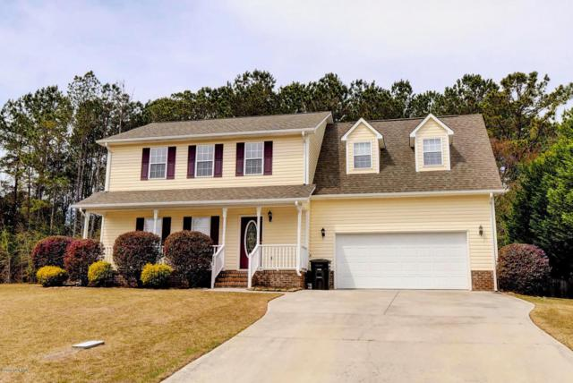 402 Nautical Court, Sneads Ferry, NC 28460 (MLS #100108824) :: Harrison Dorn Realty
