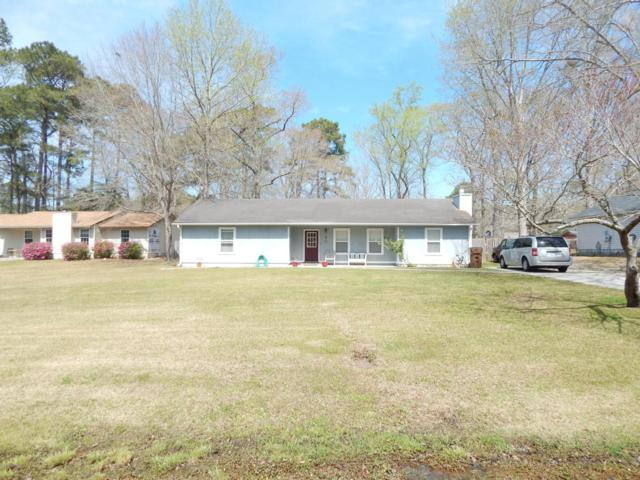 812 Mill River Road, Jacksonville, NC 28540 (MLS #100108941) :: Harrison Dorn Realty