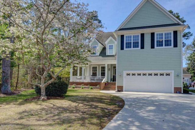 212 E Sands Hill Drive, Wilmington, NC 28409 (MLS #100108961) :: Harrison Dorn Realty