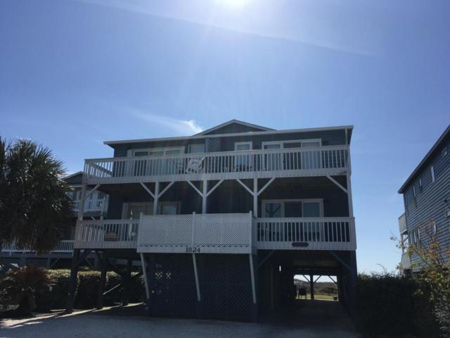 1824 E Main Street B, Sunset Beach, NC 28468 (MLS #100109060) :: The Oceanaire Realty