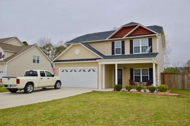 125 Landover Drive, Richlands, NC 28574 (MLS #100109085) :: The Oceanaire Realty