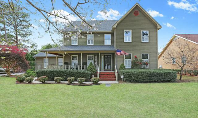 3212 Red Berry Drive, Wilmington, NC 28409 (MLS #100109087) :: Harrison Dorn Realty