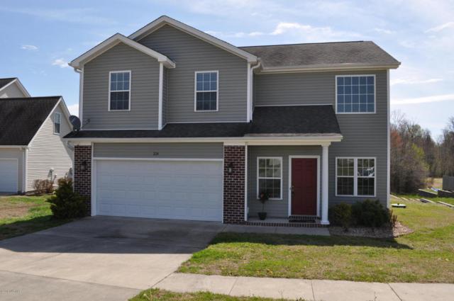 224 Emerald Ridge Road, Jacksonville, NC 28546 (MLS #100109365) :: The Oceanaire Realty