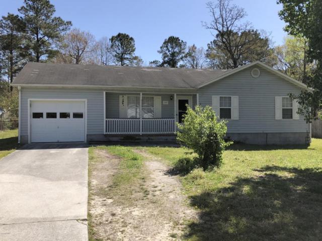 247 S Creek Drive, Jacksonville, NC 28540 (MLS #100109403) :: Harrison Dorn Realty