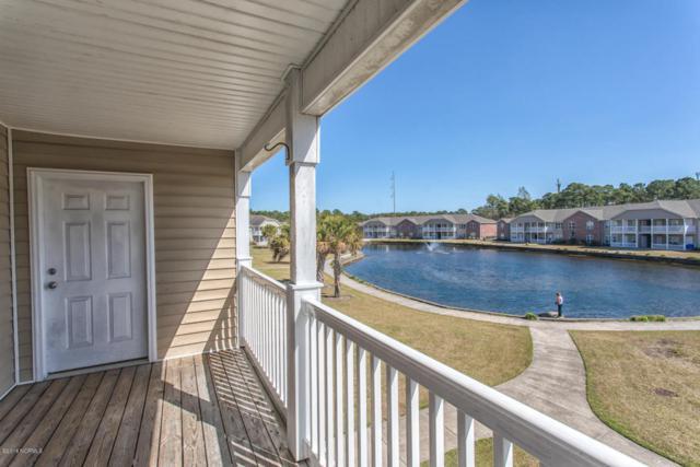 4413 Jay Bird Circle #204, Wilmington, NC 28412 (MLS #100109530) :: Courtney Carter Homes