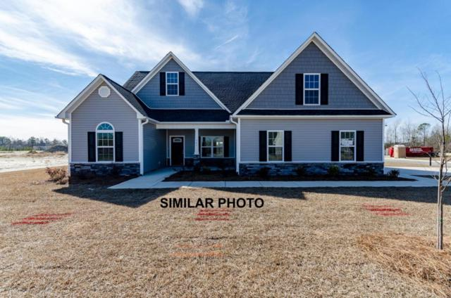 418 Durham Station Drive, Jacksonville, NC 28546 (MLS #100109541) :: Terri Alphin Smith & Co.